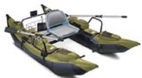 Classic Accessories Pontoon Fishing Boat